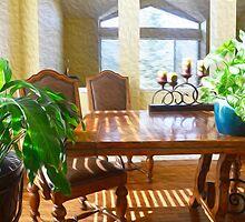 Dinning Room Photo by Oscar Sage