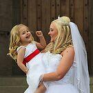 Bridal Smiles by dgscotland