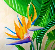Bird of Paradise  by taskinb