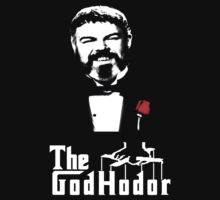 The GodHodor by IvaIvanovaART