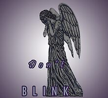 Don't Blink - DW by Mellark90