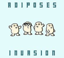 Adiposes Invasion - DW by Mellark90