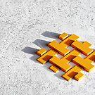 Bankers blocks. by Paul Pasco
