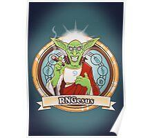 RNGesus Poster