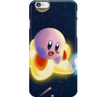Smashing Bros - Kirby and the Final Smash iPhone Case/Skin