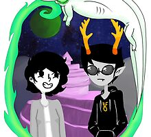Kickstarter Homestuck Game by Ghostly-Fail
