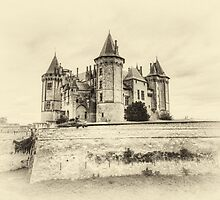 Enchanted Antique Castle by Joshua McDonough