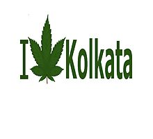 I Love Kolkata by Ganjastan
