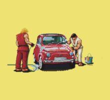Ryu & Ken Recovering The Cost by UchimataMan