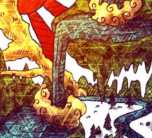 Elements Sticker