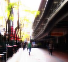 city scape  by alia47