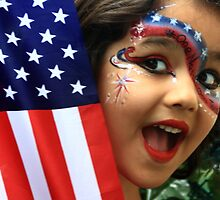 American girl by Ghelly