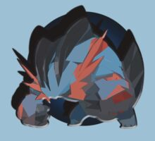 Mega Swampert Drop Shadow by Lfcjdp