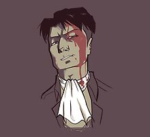 Levi - Bloodied Up by tobiejade