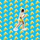Harry Bananas by sdunaway