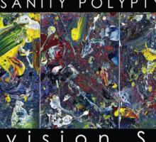 Spatial Insanity (1992) Sticker