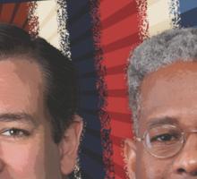Cruz West 2016 Sticker
