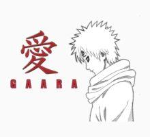 Sabakuno Gaara by KisukeMischa