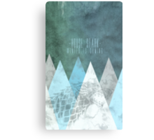 House Stark Poster Canvas Print