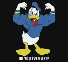 Donald Duck Lifts by VeilSide07