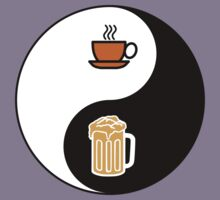 Coffee vs. Beer by Mike Fogel