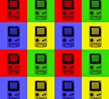 Gameboy Colour-Large by Ben Hamilton