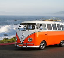 VW 'Surfer' Bus I by DaveKoontz