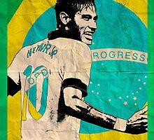 Neymar by sdbros