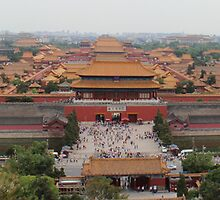 The Forbidden City by Neil Grainger