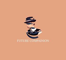FUTURE COMPANION by wizmerch