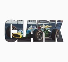 Jim Clark - World Champion  by Venusta