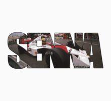 Ayrton Senna da Silva - World Champion by Venusta