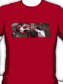 Ayrton Senna da Silva - World Champion T-Shirt