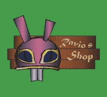 Ravio's Shop - A Link Between Worlds by evanmayer