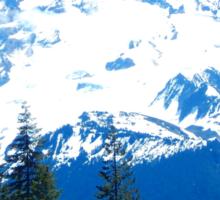 Mt Rainier 1.2 Sticker