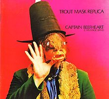 Captain Beefheart Trout Mask Replica Tote Bag by RighteousTees