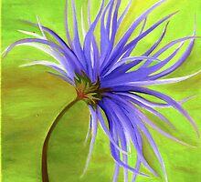 Purple by Mia Johnson
