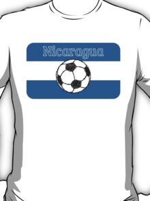 Republic of Nicaragua | Football T-Shirt