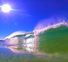 Sunrise Waves. by blakemink