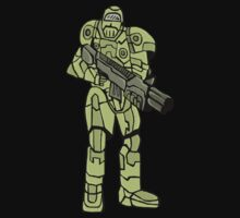 Future soldier by Logan81