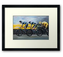 The Sky's the Limit 2014 Framed Print