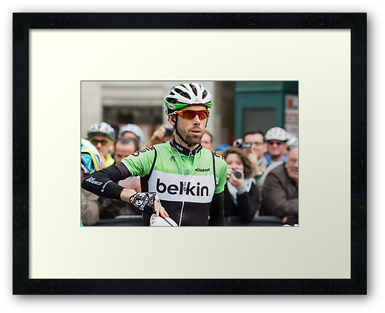 Laurens ten Dam (Belkin Pro Cycling Team) by Wei Yuet Wong