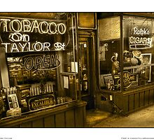 Tobacco On Taylor by Harvey Tillis