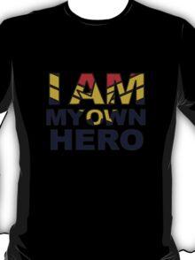 My Own Hero Captain Marvel T-Shirt