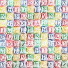 Children's Blocks by Gravityx9