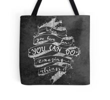 AMAZING THINGS Tote Bag