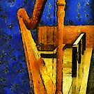 Midnight Harp by RC deWinter