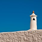 Chimney in Patmos by Konstantinos Arvanitopoulos
