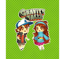 Gravity Falls Cuties Photographic Print