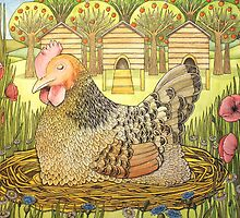 Chook by Vicky Pratt